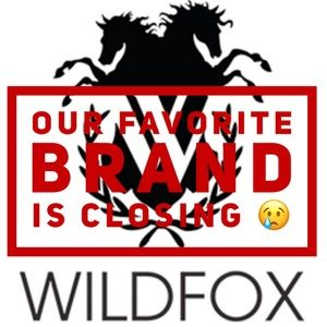 Wildfox is Closing Items Available Are Final